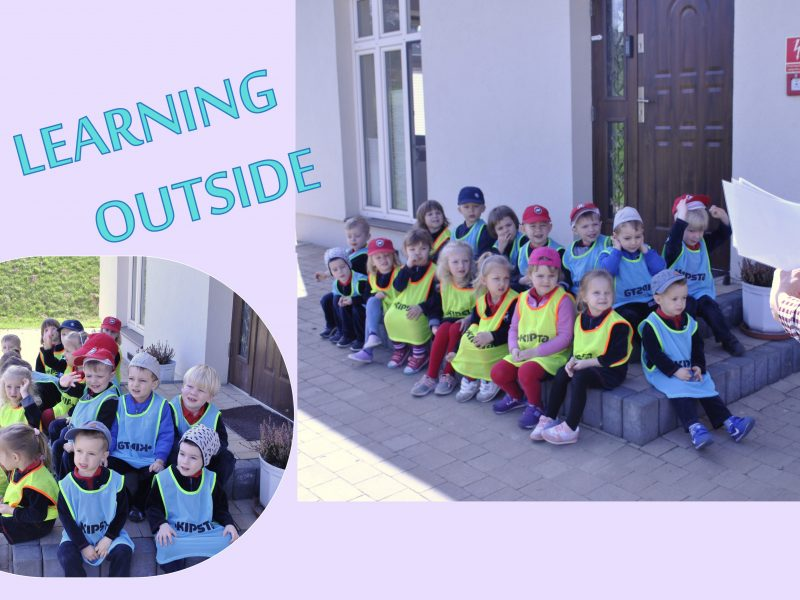 LEARNING OUTSIDE SAFETY RULES